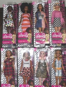 ***HOT** New Mattel 2019 Fashionista Barbie Doll Lot