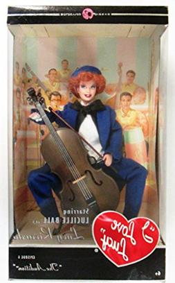 "I LOVE LUCY Barbie Doll ""THE AUDITION"" with Cello Episode 6"