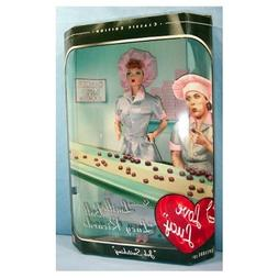NEW I LOVE LUCY DOLL LUCILLE BALL AS LUCY RICARDO JOB SWITCH