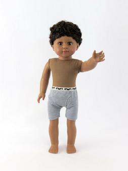 Isaac Boy Doll, Undressed 18'' doll  by American Fashion Wor