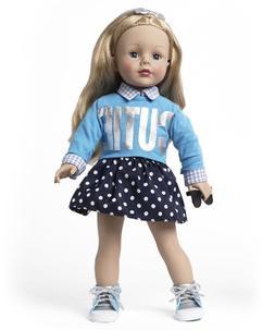 "Madame Alexander Isaac Mizrahi Loves Cutie 18"" Dolls"