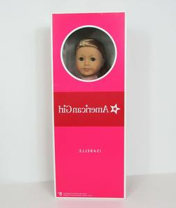 """American Girl ISABELLE 2014 Doll of the Year with Book 18"""""""