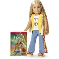 American Girl Julie Albright 18 In Doll And Paperback Book N