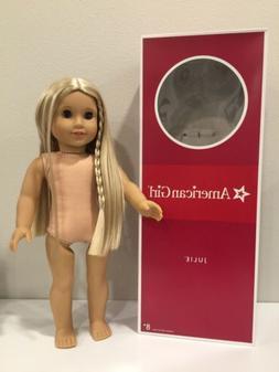American Girl Julie Doll Historical Beforever New Hippie 70s