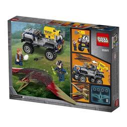 LEGO Jurassic World Pteranodon Chase 75926 Building Kit