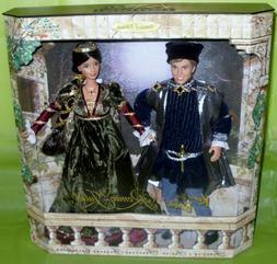 ken and barbie dolls as romeo