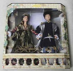 Ken & Barbie LE Dolls as Romeo & Juliet ~ NIB