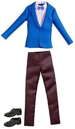 Barbie Ken Fashion Blue Suit