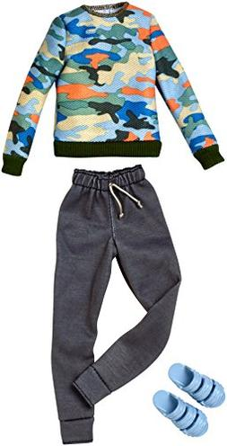 Barbie Ken Camo Fashion Pack
