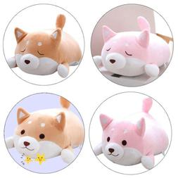Kids Baby Cute Shiba Inu Corgi Doll Pillow Dog Plush Toy Stu