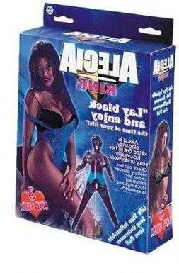 ALECIA KING Lingerie Clad Inflatable Female Doll - Novelty T