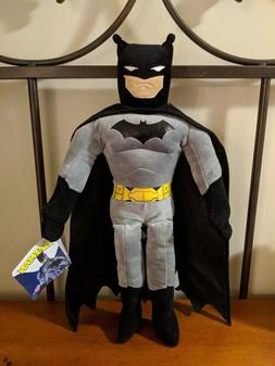 "Kohls Cares Batman Plush Doll NWT 17"""