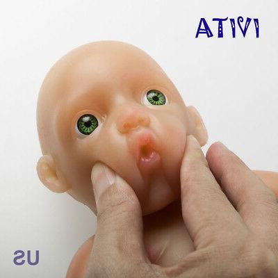Silicone Reborn Baby Realistic Doll