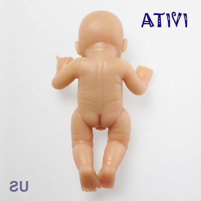 IVITA Silicone Reborn Realistic Silicone Baby