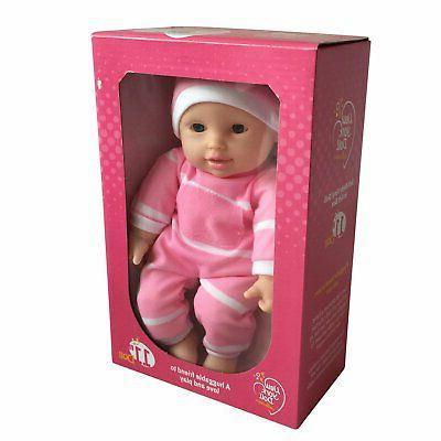 11 inch soft body doll in gift