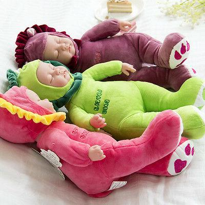 "14"" Soft Reborn Newborn Realistic Gifts"