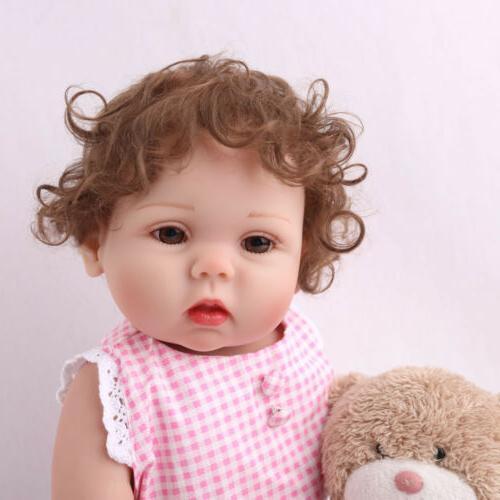 Reborn Baby Doll Lifelike Xmas Doll