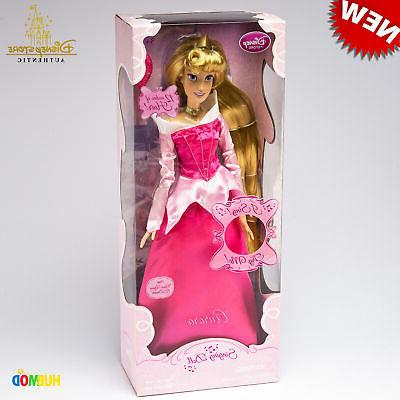 Disney Sleeping Beauty Princess Aurora Doll Battery
