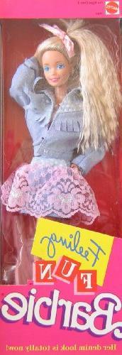 1988 Cool Times Midge Barbie Doll Item #3216