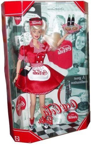 1999 Barbie Collectibles Coca-Cola Babie no. 1 Doll