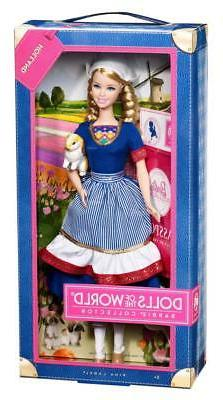 2012 Dolls of the World HOLLAND BARBIE - MINT & NRFB - W3325