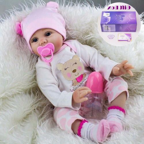 22 lifelike babies silicone vinyl