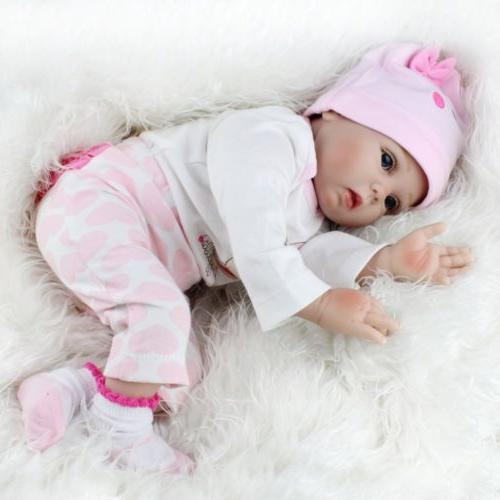 Reborn Dolls Real Baby Doll Realistic Lifelike