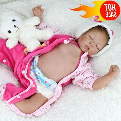 22 reborn baby dolls handmade lifelike newborn