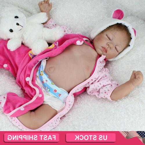 22 reborn dolls lifelike sleeping newborn babies