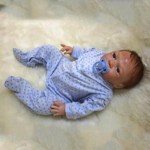 """22"""" Reborn Baby Baby + Clothes"""