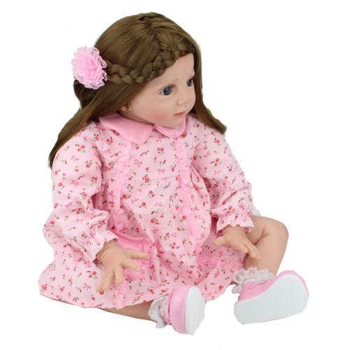 "24"" Reborn Baby Dolls Handmade Gifts"