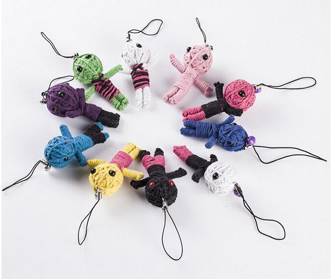 5pcs many <font><b>Doll</b></font> Keychains little <font><b>dolls</b></font> Accessories for gifts