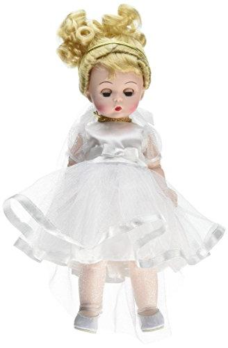71460 first communion doll blonde