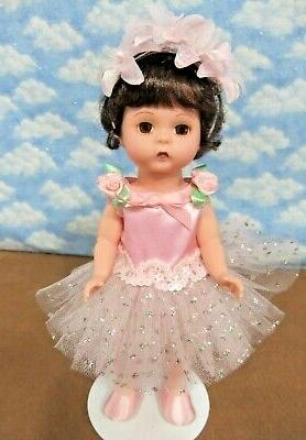 8 ballerina outfit and ma doll mint
