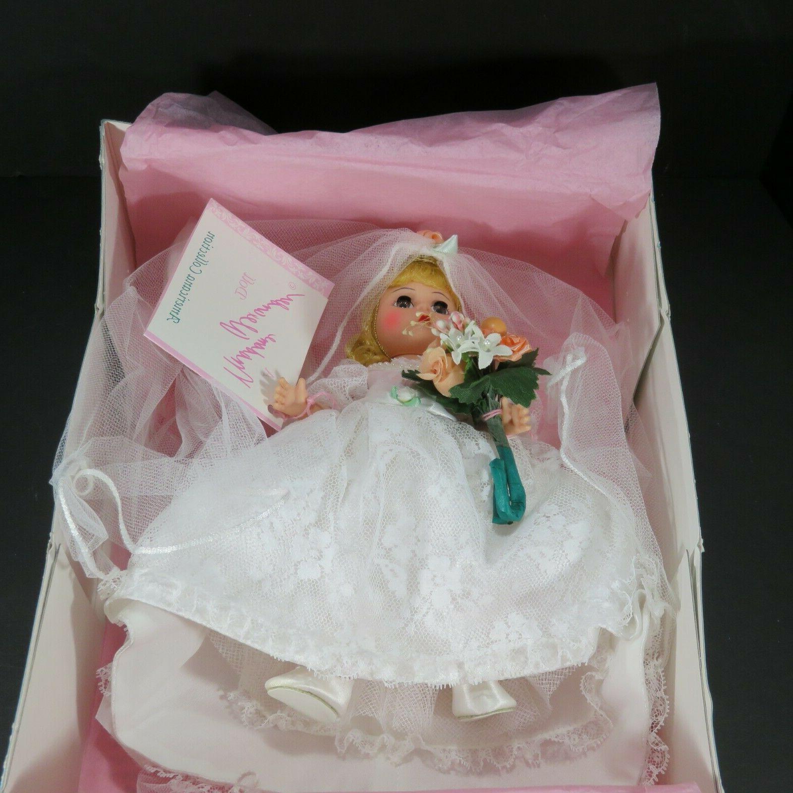 8 bride doll 337 new in box