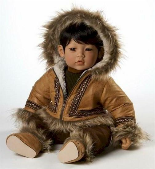 Adora Dolls, Kodi - Eskimo Boy   Limited Edition