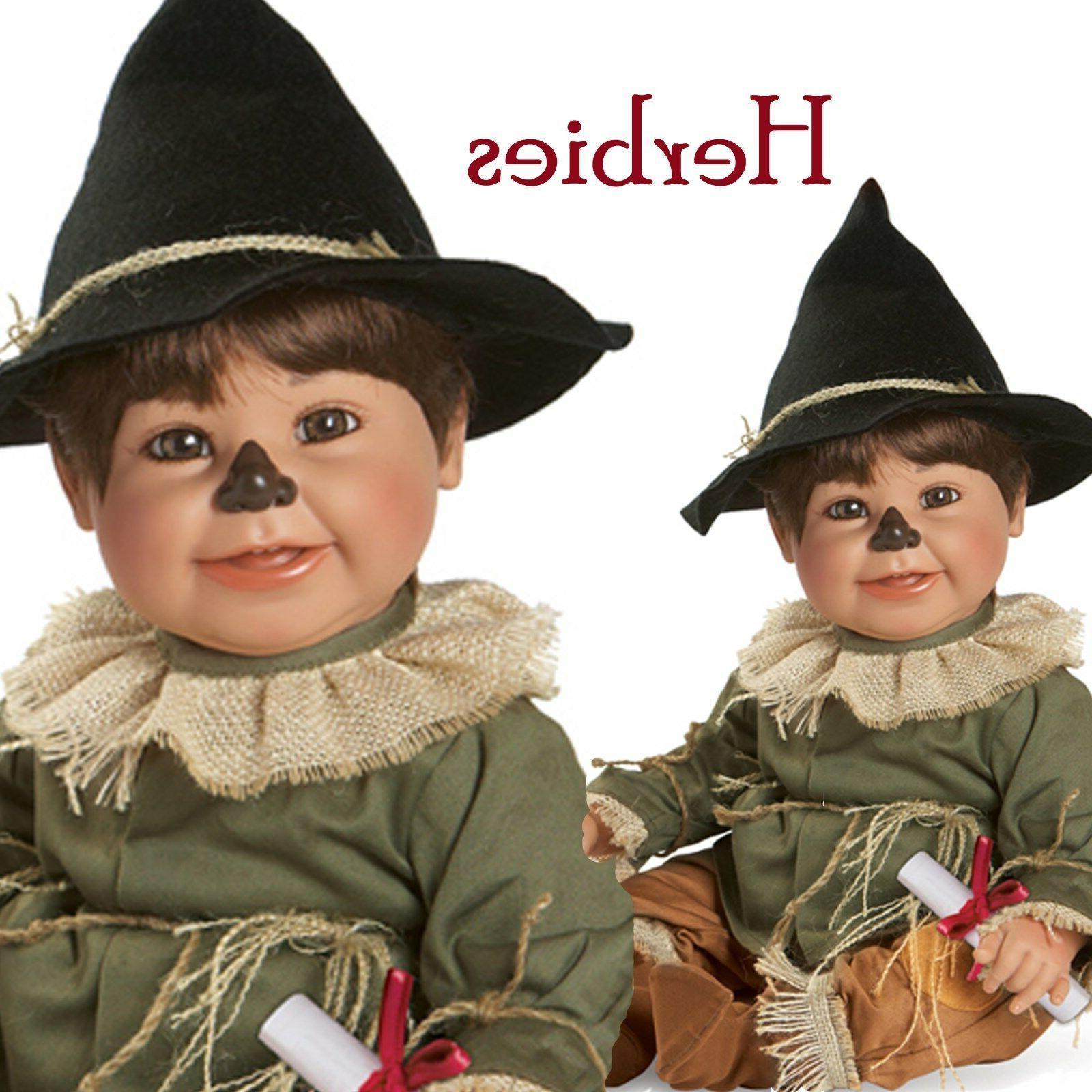"Adora, Scarecrow, Wizard of OZ, 20"" Vinyl Doll, New In Box W"