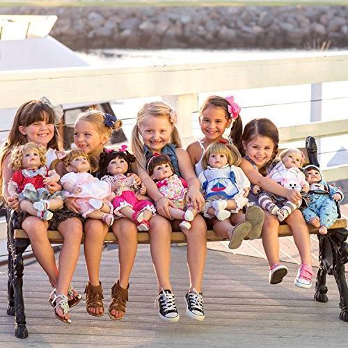 Adora Toddler Meow Girl Doll Gift Set Children 6+ Huggable Vinyl Cuddly Soft Toy