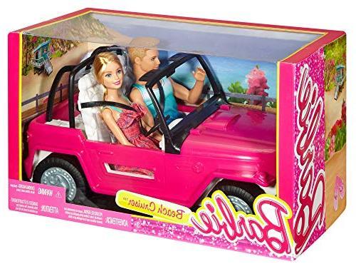 Barbie Cruiser Ken