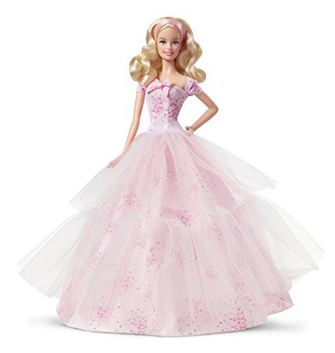 Barbie Birthday Wishes 2016 Barbie Doll Blonde