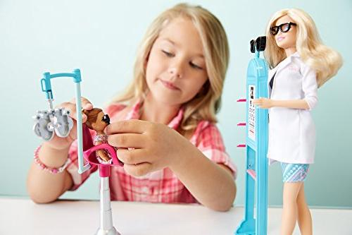 Barbie Eye Playset