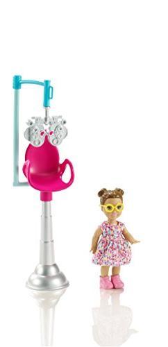 Barbie Doctor Playset
