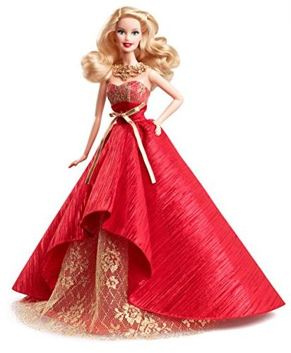 Barbie Collector 2014 Holiday Doll