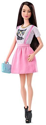 Barbie Fashionistas Doll #10 Kitty Dress