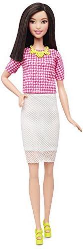 Barbie Fashionistas Doll 30 White & Pink Pizzazz - Tall