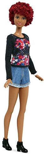 Barbie Fashionistas Doll 33 Fab Fringe - Tall