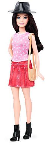 Barbie Fashionistas Doll Fashions Dark-Haired