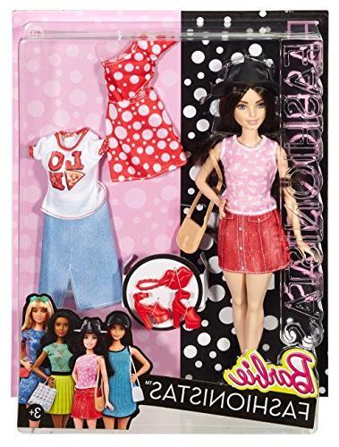 Barbie & Fashions Pizza Pizzazz, Dark-Haired