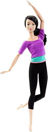 Barbie Barbie Doll, Purple