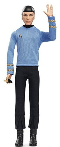 Barbie Star Trek 50th Anniversary Mr. Spock Doll